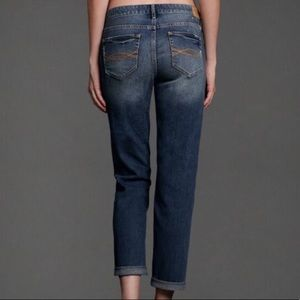 size 26 A&F jeans